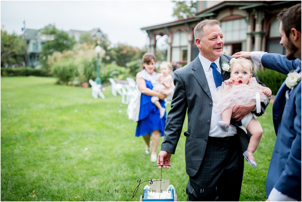Southern Mansion Wedding Photos by LBI Wedding Photographer - Kayla+Dean Wedding