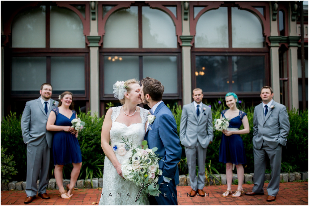 Southern Mansion Wedding Photos by LBI Wedding Photographers - Kayla+Dean Wedding