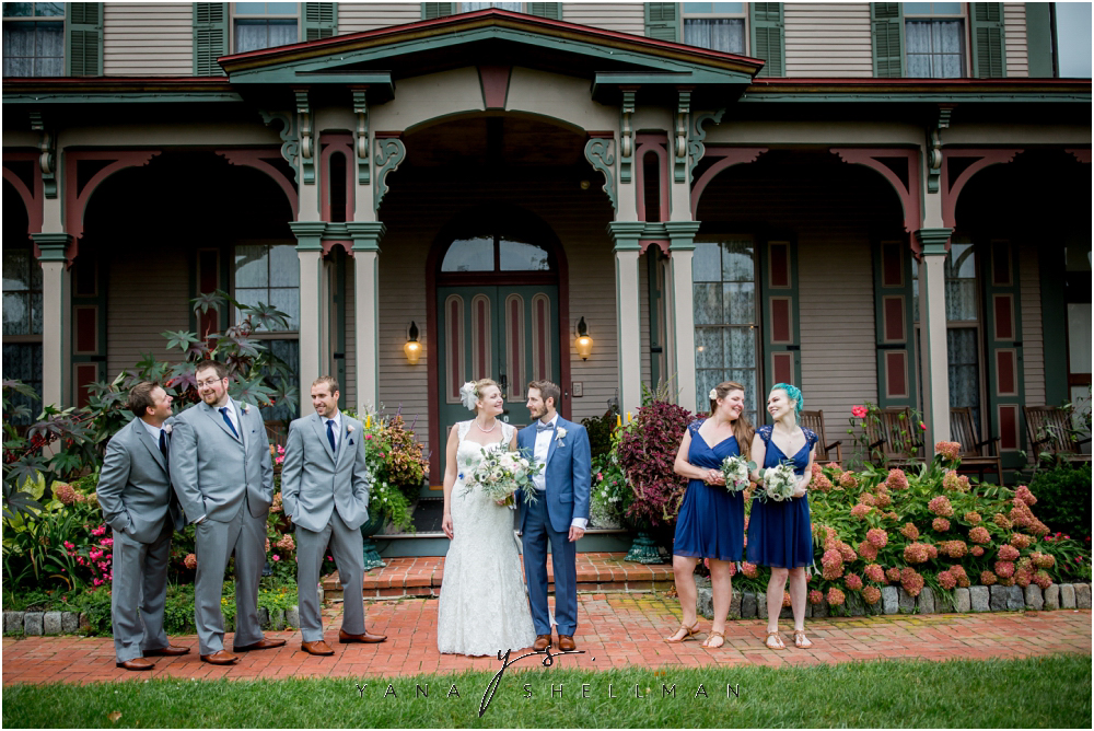 Southern Mansion Wedding Photos by the best LBI Wedding Photographers - Kayla+Dean Wedding