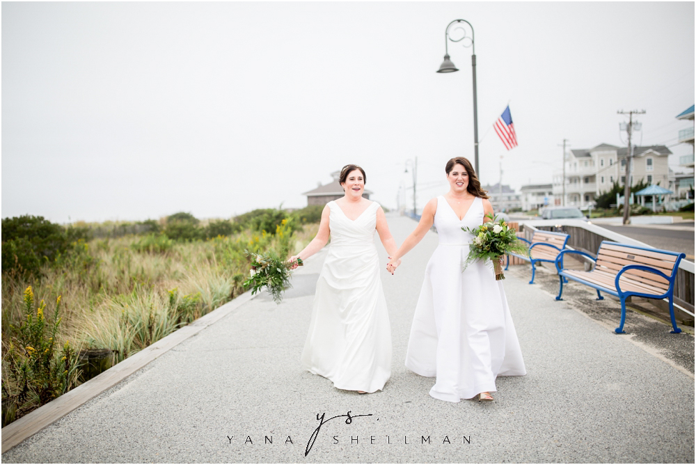 Beach Plum Farm Cape May Wedding
