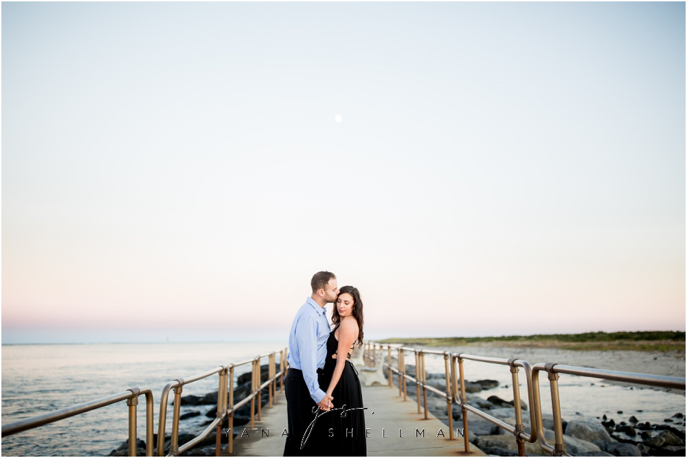 Barnegat Lighthouse Wedding Pictures By The Best Philadelphia Photographer Brittany Ben Engagement