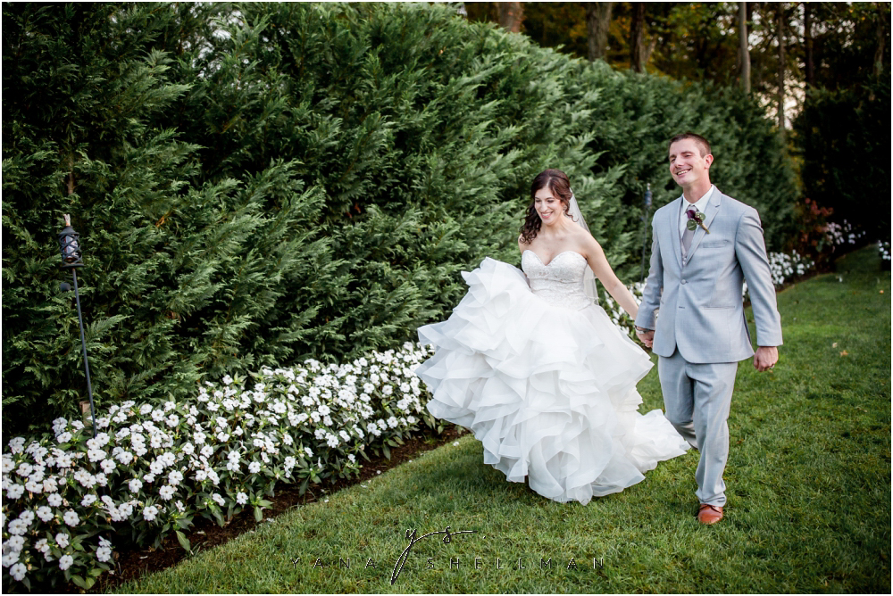 Bradford Estate Wedding Pictures by Philadelphia Wedding Photographers - Laura+Jeff Wedding