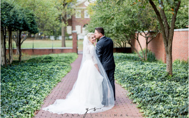 Magnolia Park Philadelphia Intimate Wedding by Philly Wedding Photographer - Jessica+George Wedding