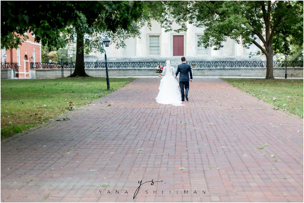 Magnolia Park Philadelphia Intimate Wedding by the best Old City Philly Wedding Photographer - Jessica+George Wedding