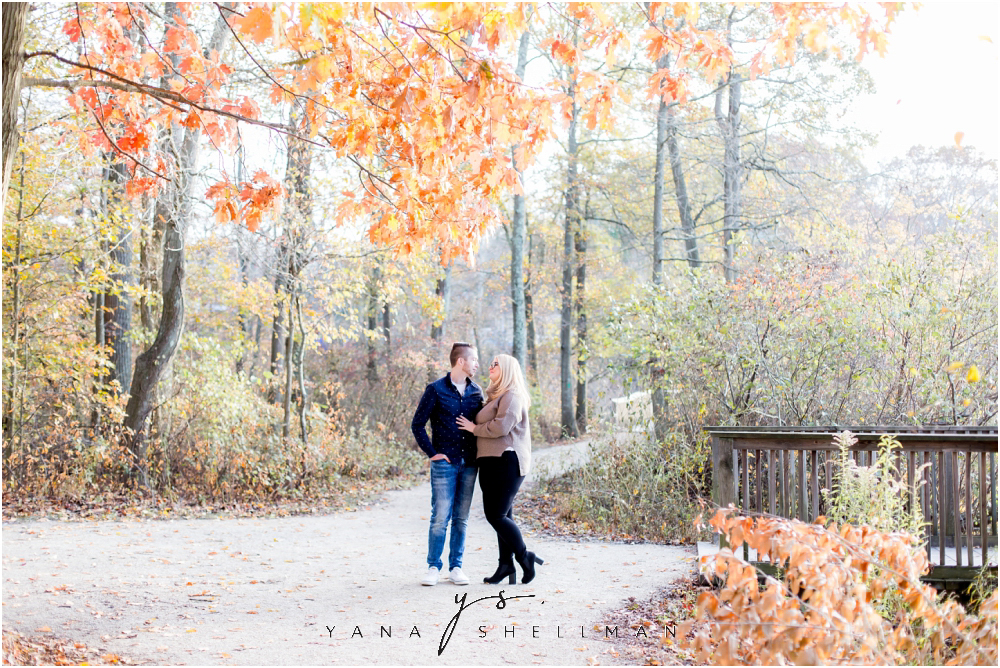 Historic Smithville Mansion Engagement by South Jersey Wedding Photographer - Caitlin+Josh Photos