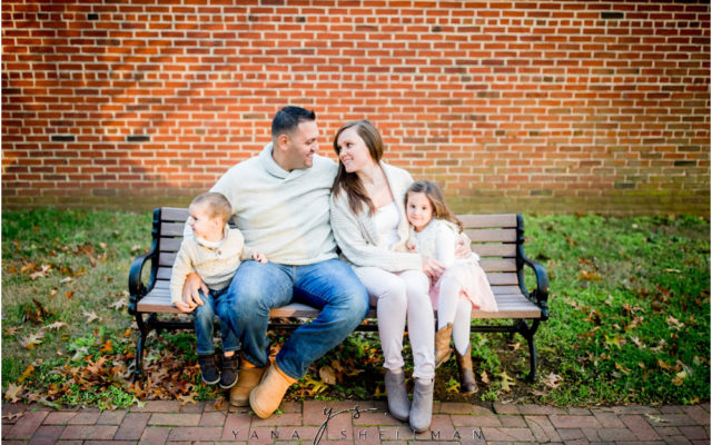 Historic Smithville Park Family Photo Session by South Jersey Family Photographer - Vika+Chris