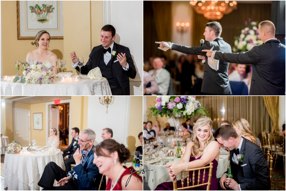 Overbrook Golf Club Wedding Pictures by the best Cape May Wedding Photographers - Michelle+Matt Wedding