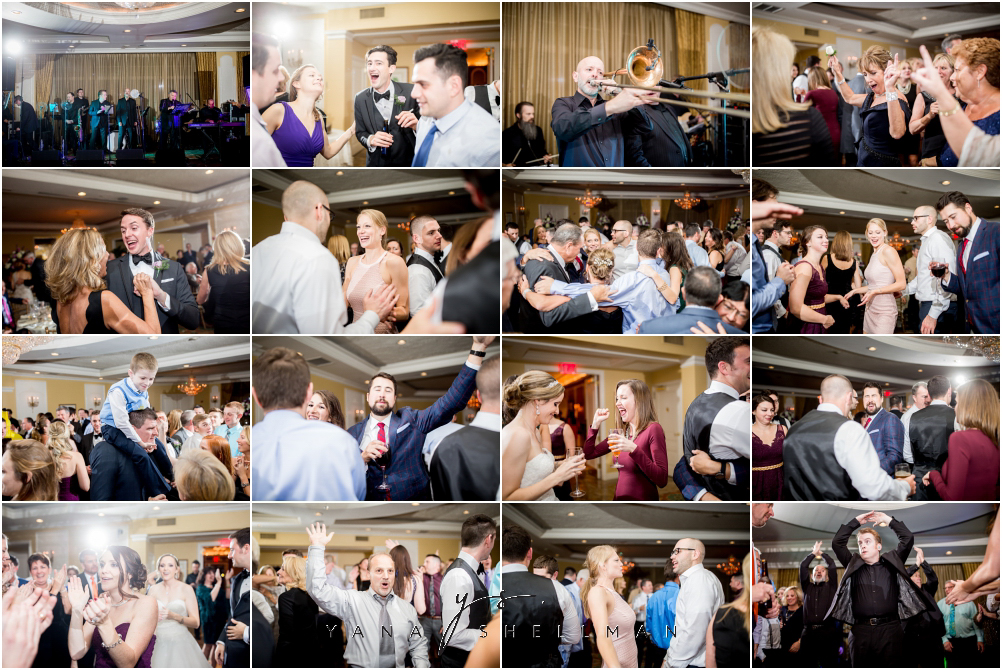 Overbrook Golf Club Wedding Pictures by Point Pleasant Wedding Photographer - Michelle+Matt Wedding