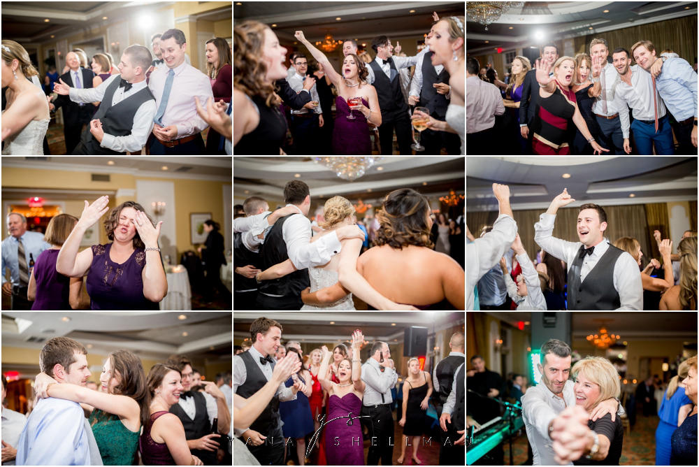 Overbrook Golf Club Wedding Pictures by the best Moorestown Wedding Photographers - Michelle+Matt Wedding