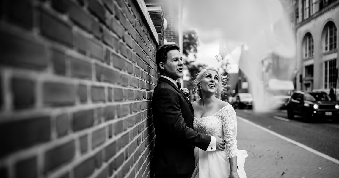 Center City Philly Wedding Photography