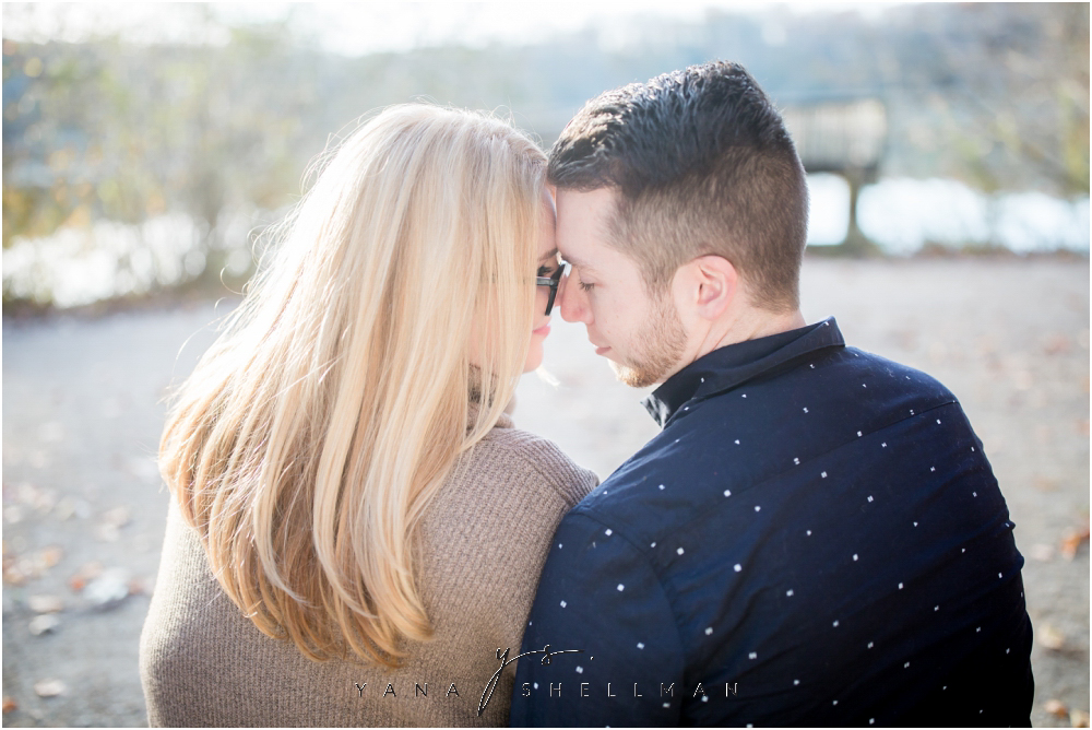 Historic Smithville Mansion Engagement by Avalon Wedding Photographer - Caitlin+Josh Photos