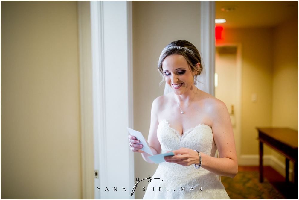 Overbrook Golf Club Wedding Pictures by Glassboro Wedding Photographer - Michelle+Matt Wedding