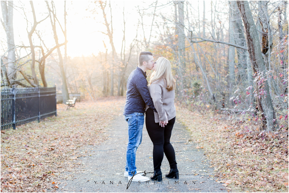 Historic Smithville Mansion Engagement by Cape May Wedding Photographer - Caitlin+Josh Photos
