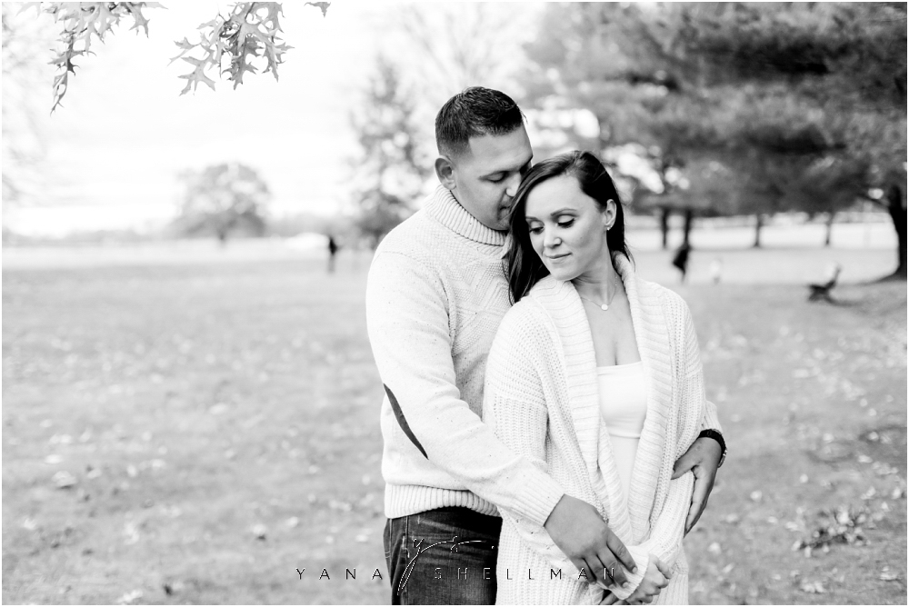 Historic Smithville Park Family Photo Session by New Hope Engement Photographer - Vika+Chris