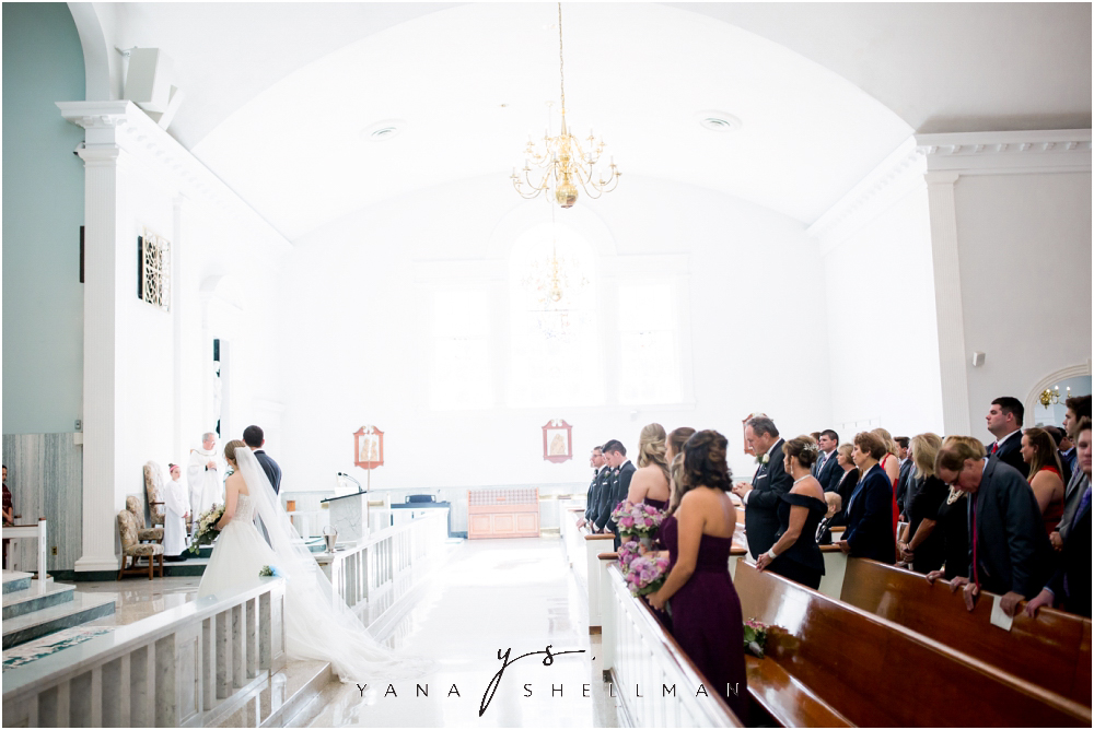 Overbrook Golf Club Wedding Pictures by East Windsor Wedding Photographers - Michelle+Matt Wedding
