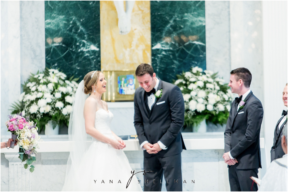 Overbrook Golf Club Wedding Pictures by the best South Philadelphia Wedding Photographer - Michelle+Matt Wedding