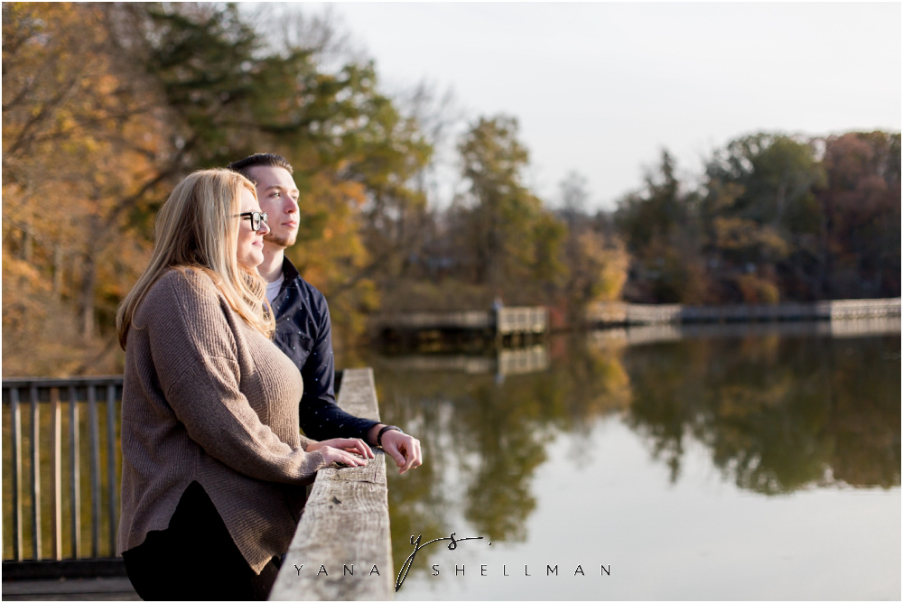 Historic Smithville Mansion Engagement by Lumberton Wedding Photographer - Caitlin+Josh Photos