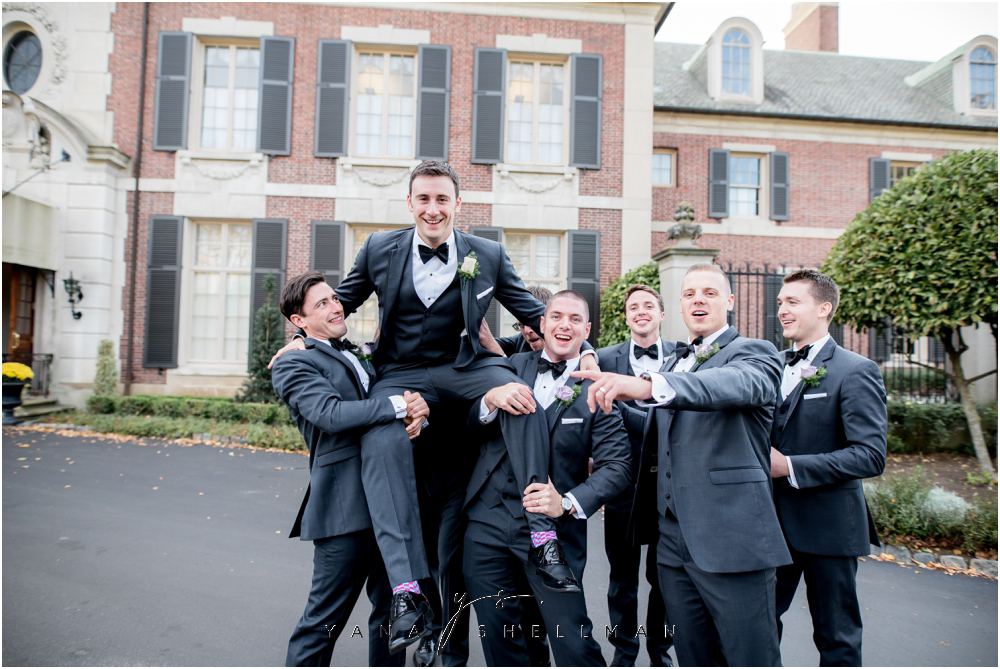 Overbrook Golf Club Wedding Pictures by the best Avalon Wedding Photographer - Michelle+Matt Wedding
