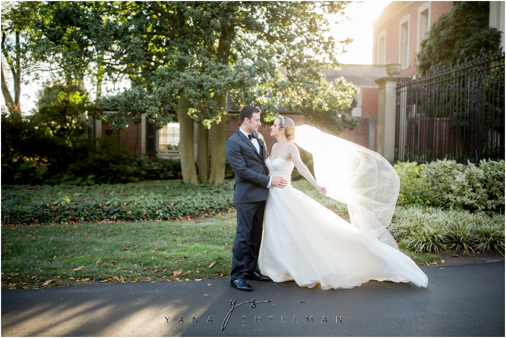Overbrook Golf Club Wedding Pictures by Villanova Wedding Photographer - Michelle+Matt Wedding