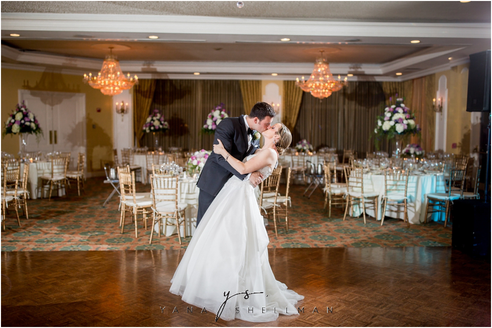 Overbrook Golf Club Wedding Pictures by Deptford Wedding Photographer - Michelle+Matt Wedding