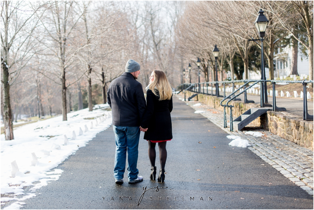 Historic Smithville Engagement Photo Session by the best South Jersey Wedding Photographers - Nicolle+Matt Engagement