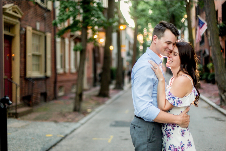 Engagement Photos by Deptford Wedding Photographer