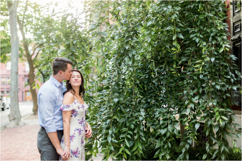 Engagement Photos by Moorestown Wedding Photographer