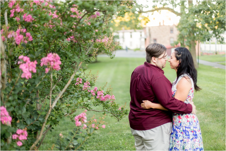 Engagement Photos by Moorestown Wedding Photographers