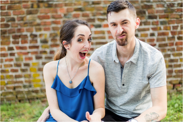 Engagement Photos by New Jersey Wedding Photographer