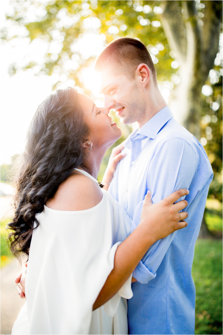 Engagement Photos by the best Cape May Wedding Photographers