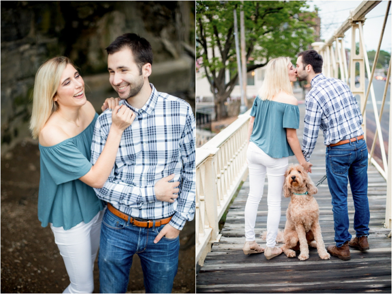Engagement Photos by the best Deptford Wedding Photographers