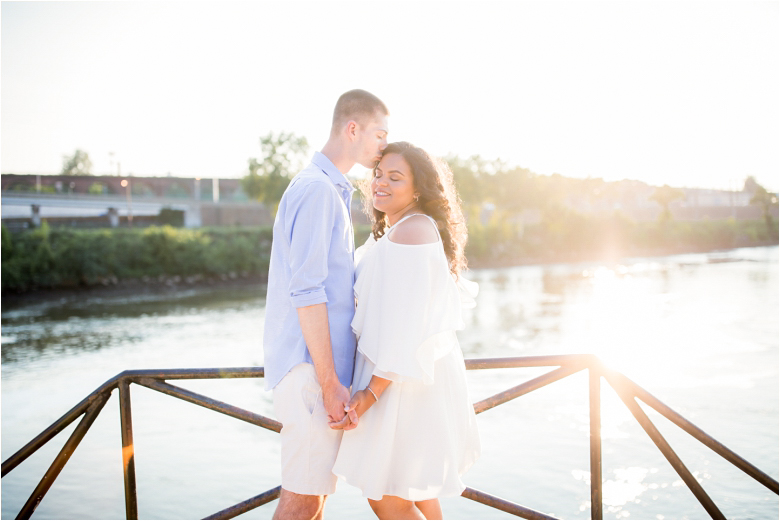 Engagement Photos by the best Old City Philly Wedding Photographer