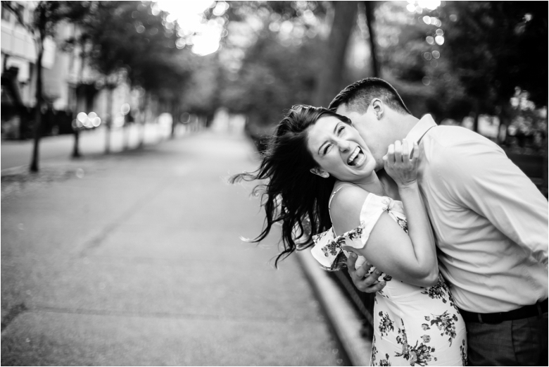 Engagement Photos by the best Princeton Wedding Photographers