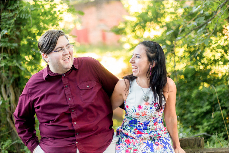 Engagement Photos by the best South Jersey Wedding Photographer