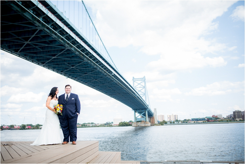The Franklin Hotel at Independence Park Wedding Photos by Philadelphia Wedding Photographer