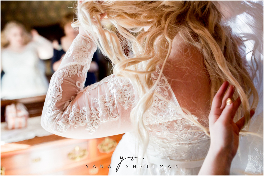 Knowlton Mansion Wedding by New Hope Wedding Photographer - Abby+Lior Wedding Photos