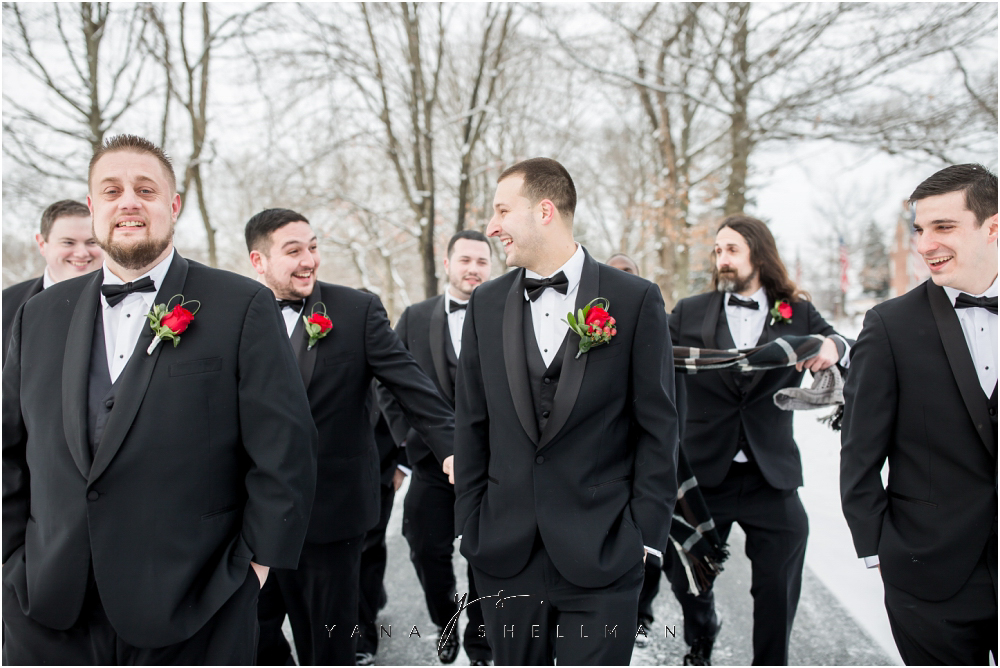 Pen Ryn Estate Wedding by Jersey City Wedding Photographer - Jordan+Rob Wedding Photos