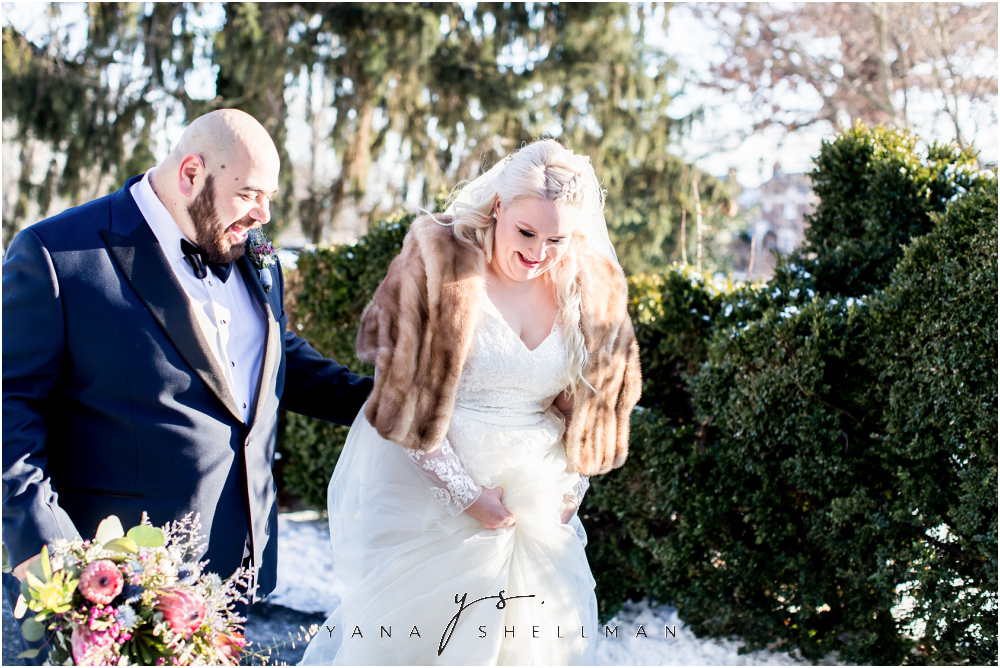 Knowlton Mansion Wedding by Cape May Wedding Photographers - Abby+Lior Wedding Photos