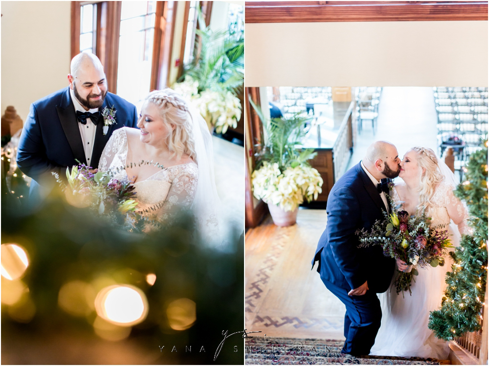 Knowlton Mansion Wedding by South Jersey Wedding Photographers - Abby+Lior Wedding Photos
