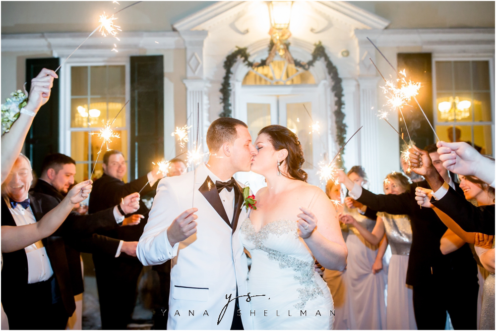 Pen Ryn Estate Wedding by Glassboro Wedding Photographer - Jordan+Rob Wedding Photos